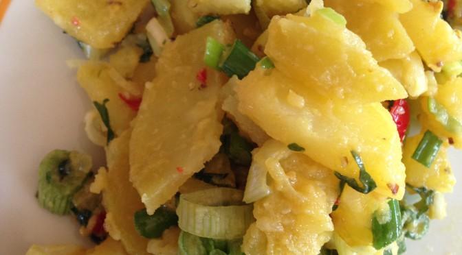 Chilli-Kartoffelsalat